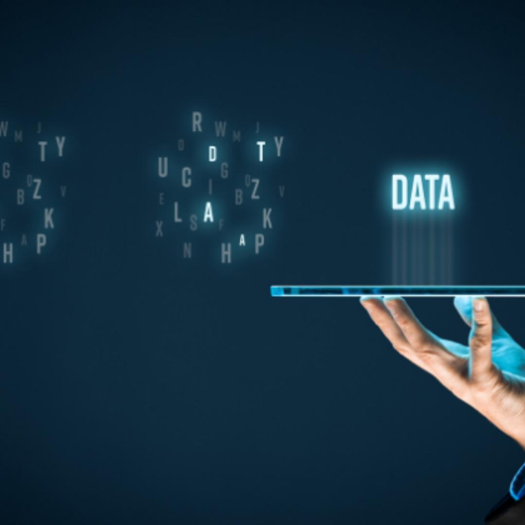 image representing online data