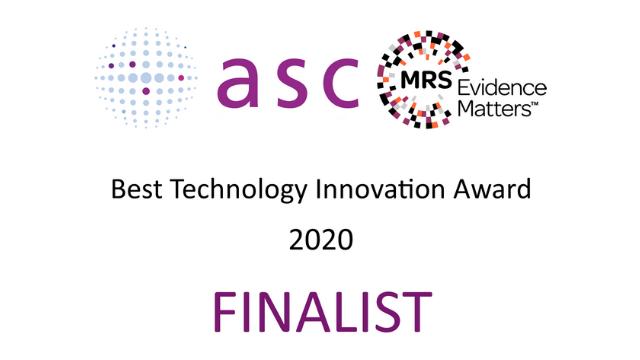 ASC best technology innovation award