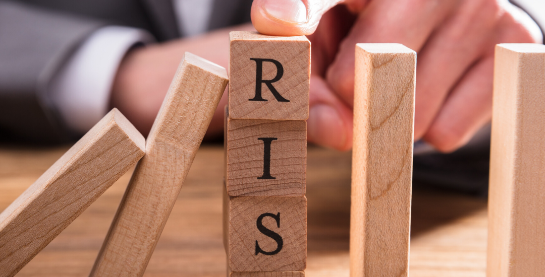 image representing risk